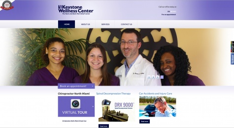 Miami-Chiropractor iexperts media case studies