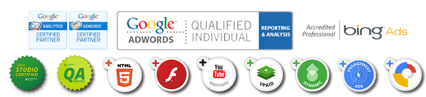san diego seo and ppc agency certifications