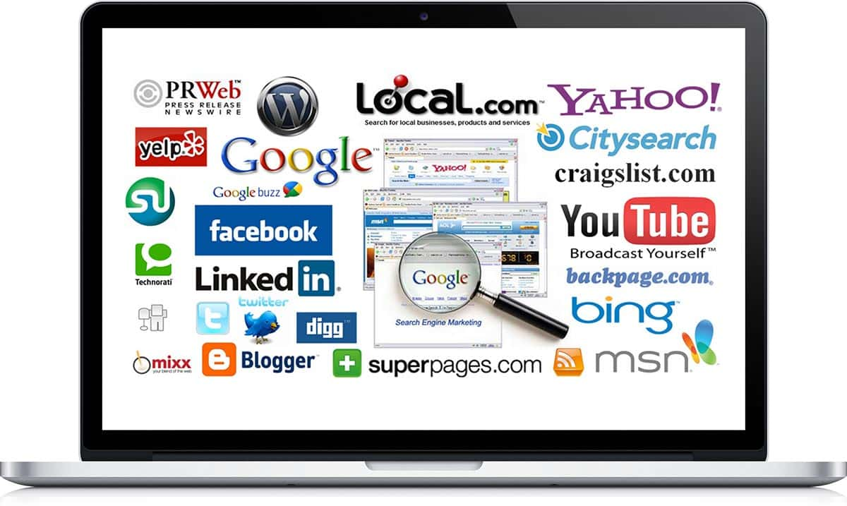 sandiego-local-seo-ecosystem-illustration Top 10 SEO Mistakes a Business Should Avoid iexperts media blog